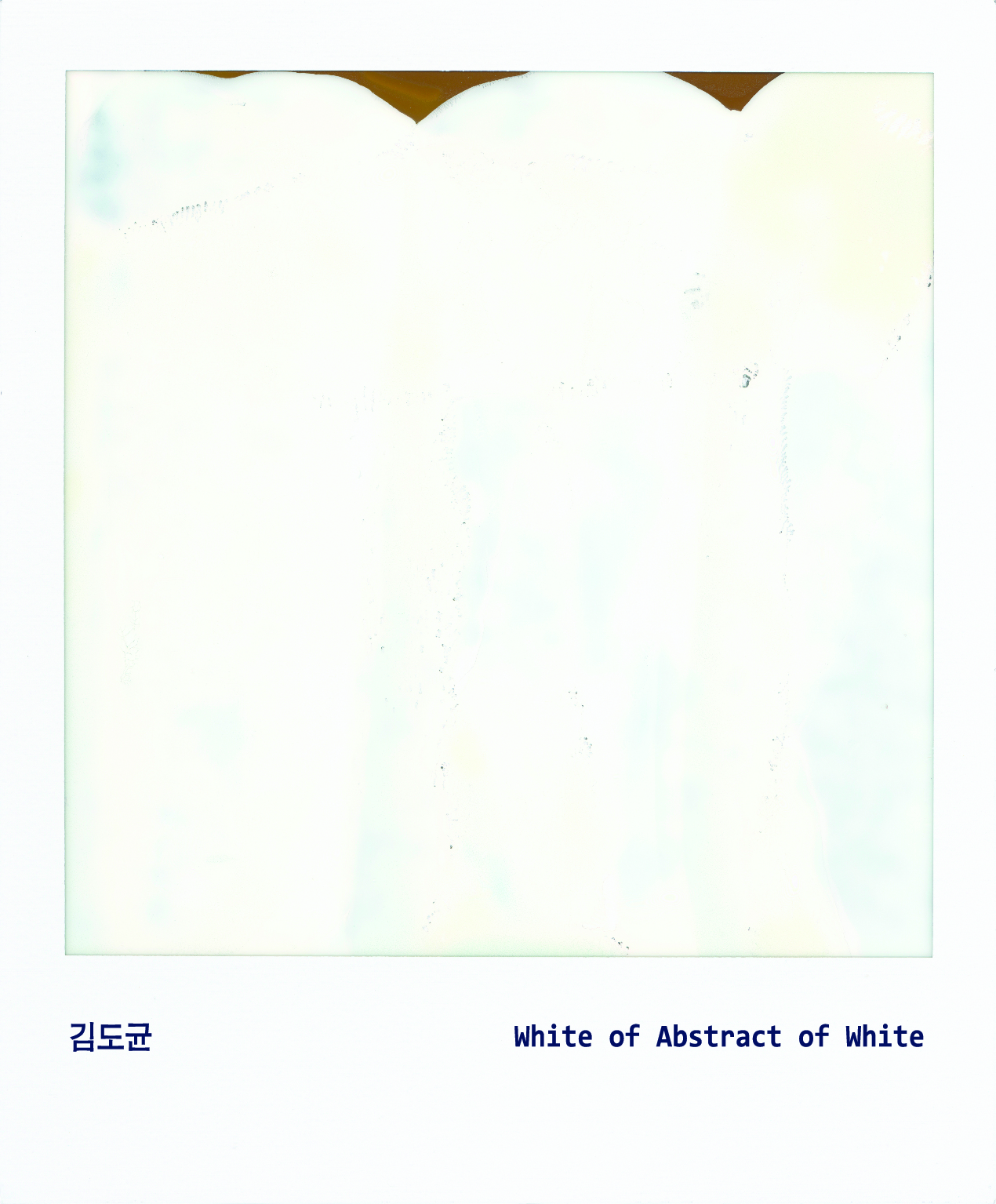 White of Abstract of White